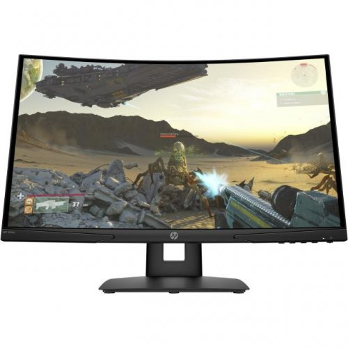 """Монитор HP 23.8"""" X24c Gaming (снимка 1)"""