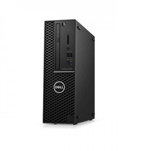 Настолен компютър DELL Dell Precision 3440 SFF, Intel Core i5-10500, N001P3440SFFCEE2, Win 10 Pro (64bit) (снимка 1)
