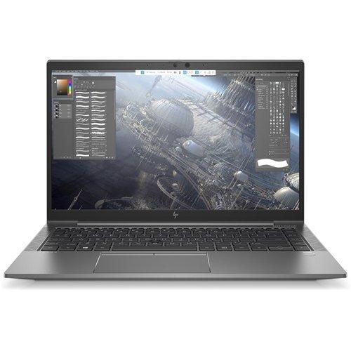 """Лаптоп HP ZBook Firefly, сив, 15.6"""" (39.62см.) 1920x1080 (Full HD) без отблясъци IPS тъч, Процесор Intel Core i7-10510U (4x/8x), Видео nVidia Quadro P520/ 4GB GDDR5, 16GB DDR4 RAM, 512GB SSD диск, без опт. у-во, Windows 10 Pro 64 ОС (снимка 1)"""