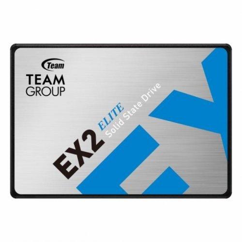 SSD Team Group 1TB EX2 Black (снимка 1)