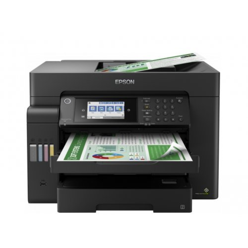 Принтер Epson EcoTank L15150 A3+ MFP (снимка 1)