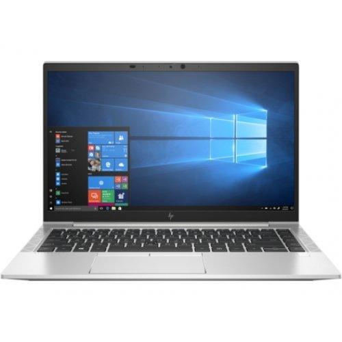 "Лаптоп HP EliteBook 840 G7, сребрист, 14.0"" (35.56см.) 1920x1080 (Full HD) без отблясъци 60Hz IPS, Процесор Intel Core i7-10510U (4x/8x), Видео интегрирано, 16GB DDR4 RAM, 1TB SSD диск, без опт. у-во, Windows 10 Pro 64 ОС, Клавиатура- светеща с БДС (снимка 1)"