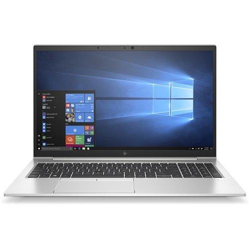 """Лаптоп HP EliteBook 850 G7, сребрист, 15.6"""" (39.62см.) 1920x1080 (Full HD) без отблясъци 60Hz IPS, Процесор Intel Core i7-10510U (4x/8x), Видео nVidia GeForce MX250/ 2GB GDDR5, 16GB DDR4 RAM, 512GB SSD диск, без опт. у-во, Windows 10 Pro 64 ОС, Клавиатура- светеща с БДС (снимка 1)"""