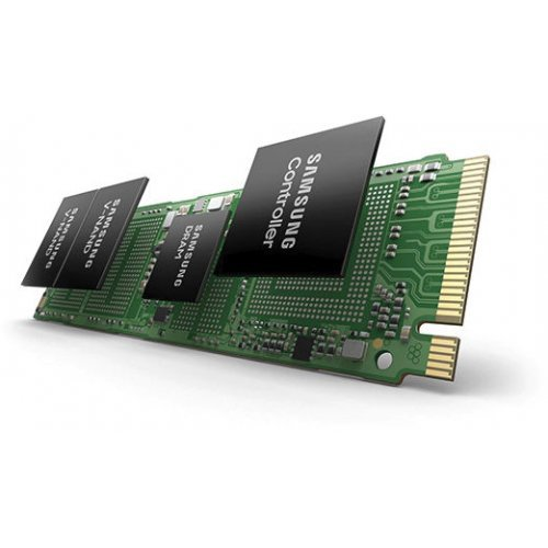 SSD Samsung 256GB PM991 NVMe  PCIe M.2 2280 MZVLQ256HAJD (снимка 1)