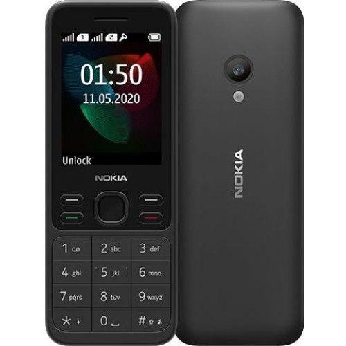 Смартфон Nokia 150 2020, Dual SIM, черен (снимка 1)