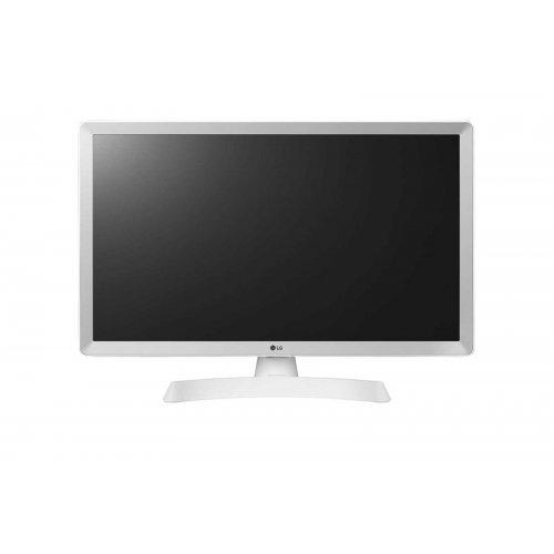 "Монитор LG 27.5"" 28TN515S-WZ, 1366 x 768 / 16:9 / HD, WVA, 2x HDMI (снимка 1)"