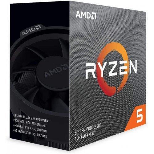 Процесор AMD RYZEN 5 3500X 6-Core 3.6 GHz (4.1 GHz Turbo) 35MB/65W/AM4/BOX, with Cooler, no VGA (снимка 1)