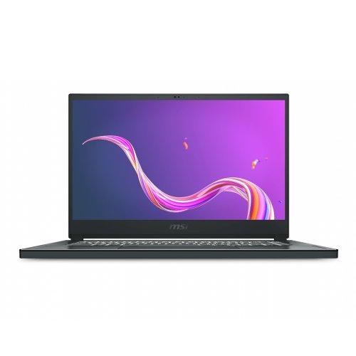 "Лаптоп MSI CREATOR 15 A10SET-214XBG-BB71087H32GXXDX1, сив, 15.6"" (39.62см.) 1920x1080 (Full HD) 60Hz тъч, Процесор Intel Core i7-10875H (8x/16x), Видео nVidia GeForce RTX 2060/ 6GB GDDR6, 16GB DDR4 RAM, 512GB SSD диск, без опт. у-во, без ОС (снимка 1)"