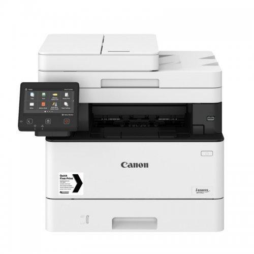 Принтер Canon i-SENSYS MF446x Printer/Scanner/Copier + Canon Recycled paper Zero A4 (кутия) (снимка 1)