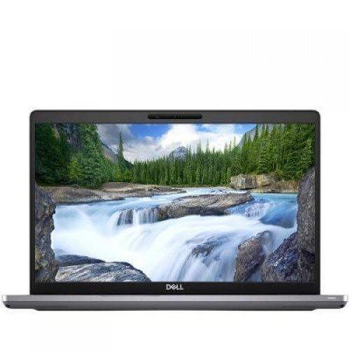 """Лаптоп Dell Latitude 15 5510, сив, 15.6"""" (39.62см.) 1920x1080 (Full HD) без отблясъци 60Hz, Процесор Intel Core i5-10210U (4x/8x), Видео Intel UHD, 8GB DDR4 RAM, 1TB HDD диск, без опт. у-во, Linux Ubuntu ОС, Клавиатура- светеща (снимка 1)"""