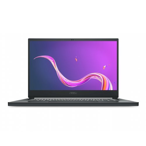 "Лаптоп MSI Creator 15 A10SET, RTX2060 6GB GDDR6, i7-10875H, 15.6"" FHD 1920x1080 Touchscreen, IPS-Level, RAM 16GB (2x8) DDR4 2666MHz, 1TB PCIe Gen3x4 SSD, Intel WiFi6, BT v5.1, 1x Type-C (DP/Thunderbolt3), Win 10 Pro, 4 cell 99.9Whr, 2Y, Carbon Grey, 2.1 kg (снимка 1)"
