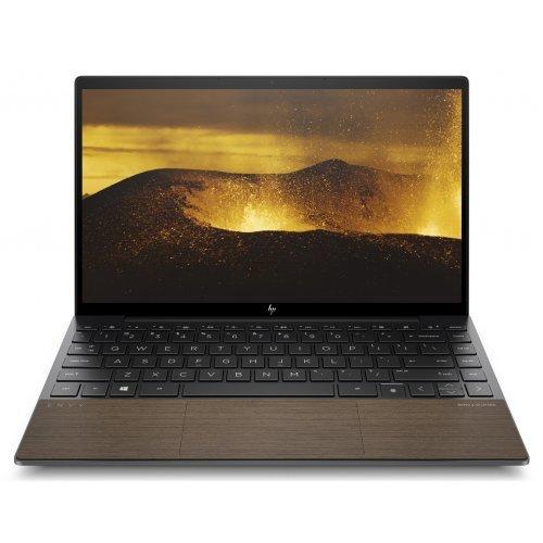 """Лаптоп HP ENVY 13-ba0033nn, черен, 13.3"""" (33.78см.) 1920x1080 (Full HD) IPS, Процесор Intel Core i7-10510U (4x/8x), Видео nVidia GeForce MX350/ 2GB GDDR5, 16GB DDR4 RAM, 1TB SSD диск, без опт. у-во, Windows 10 64 ОС (снимка 1)"""