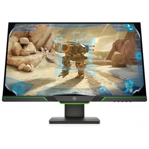 "Монитор HP 27"" X27i, 2K Gaming Monitor, 144 Hz (снимка 1)"