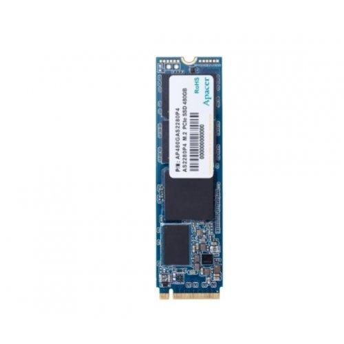 SSD Apacer 1TB AS2280P4, M.2 PCIe, Standard(Single) (снимка 1)