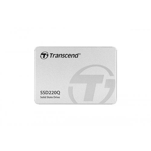"""SSD Transcend 500GB, 2.5"""" SSD, SATA3, QLC (снимка 1)"""