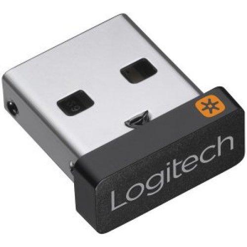 I/O модул LOGITECH USB Unifying Receiver - 2.4GHZ - EMEA - STANDALONE (снимка 1)