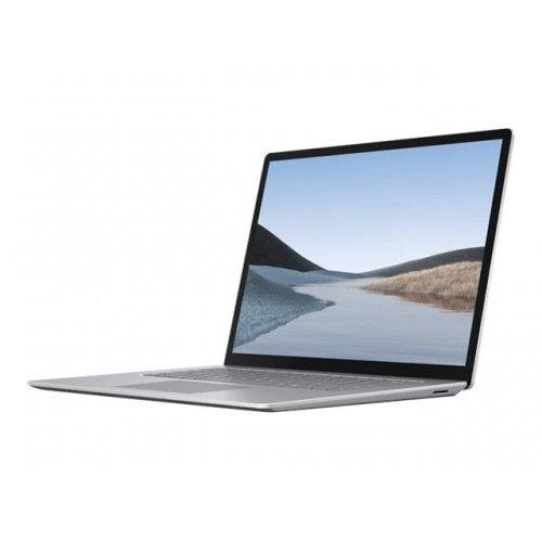 """Лаптоп Microsoft Surface Laptop 3 15, сребрист, 15.0"""" (38.10см.) 2496x1664 тъч, Процесор Intel Core i5-1035G7 (4x/8x), Видео Intel Iris Plus, 8GB LPDDR4X RAM, 256GB SSD диск, без опт. у-во, Windows 10 Pro 64 ОС, Клавиатура- светеща (снимка 1)"""