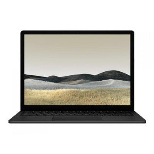 """Лаптоп Microsoft Surface Laptop 3 15, черен, 15.0"""" (38.10см.) 2496x1664, Процесор Intel Core i5-1035G7 (4x/8x), Видео Intel Iris Plus, 8GB LPDDR4X RAM, 256GB SSD диск, без опт. у-во, Windows 10 Pro 64 ОС, Клавиатура- светеща (снимка 1)"""