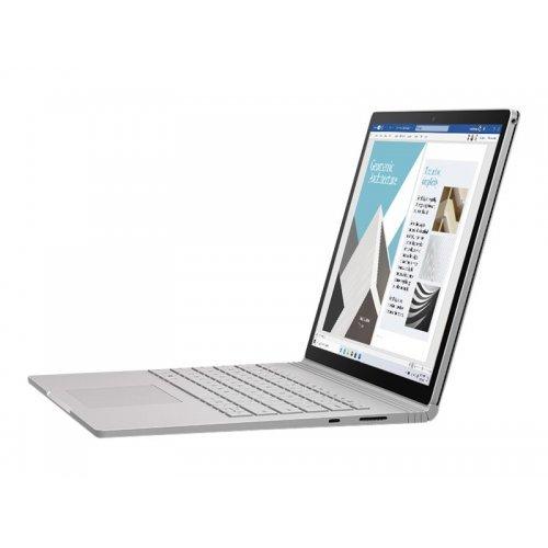 """Лаптоп Microsoft Surface Book3, сребрист, 13.5"""" (34.29см.) 3000x2000 тъч, Процесор Intel Core i5-1035G7 (4x/8x), Видео Intel Iris Plus, 8GB LPDDR4X RAM, 256GB SSD диск, без опт. у-во, Windows 10 Pro 64 ОС, Клавиатура- светеща (снимка 1)"""