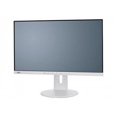Монитор FUJITSU DISPLAY B24-9 TE EU Business Line 60.5cm 23.8inch wide Display Ultra narrow Rand LED Light Grey DisplayPort HDMI VGA USB (снимка 1)
