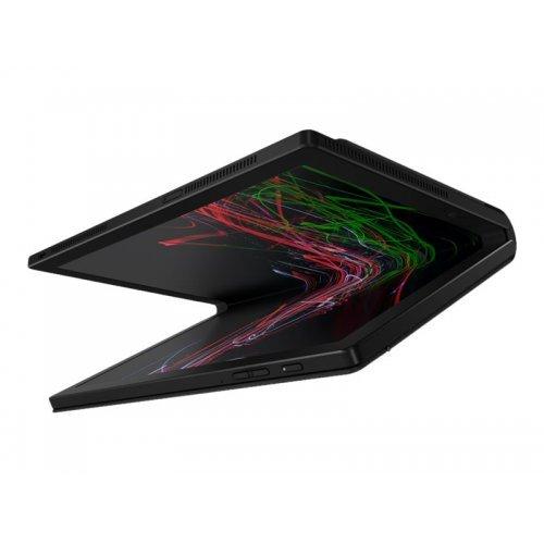 """Лаптоп-таблет Lenovo Laptop-Tablet ThinkPad X1 Fold Gen 1, 2 в 1, черен, 13.3"""" (33.78см.) 2048x1536 (QXGA) тъч, Процесор Intel Core i5-L16G7 (5x/5x), Видео Intel UHD, 8GB LPDDR4X RAM, 512GB SSD диск, без опт. у-во, Windows 10 Pro 64 ОС, Клавиатура- с БДС (снимка 1)"""
