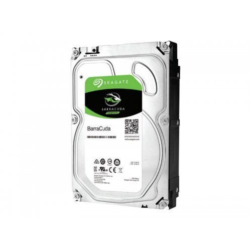 Твърд диск SEAGATE Desktop Barracuda 5400 3TB HDD 5400rpm SATA serial ATA 6Gb/s NCQ 256MB cache 89cm 3.5inch BLK single pack (снимка 1)