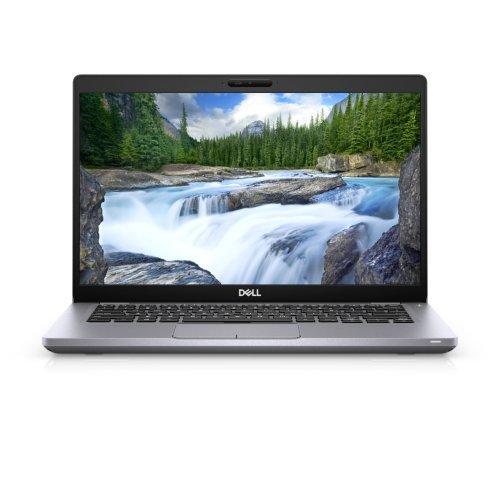 "Лаптоп Dell Latitude 5410, сив, 14.0"" (35.56см.) 1920x1080 (Full HD) без отблясъци 60Hz, Процесор Intel Core i5-10310U (4x/8x), Видео Intel UHD 620, 8GB DDR4 RAM, 256GB SSD диск, без опт. у-во, Windows 10 Pro 64 English ОС, Клавиатура- светеща (снимка 1)"