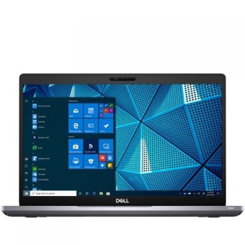 "Лаптоп Dell Latitude 14 5410, сив, 14.0"" (35.56см.) 1920x1080 (Full HD) без отблясъци 60Hz, Процесор Intel Core i5-10210U (4x/8x), Видео Intel UHD, 8GB DDR4 RAM, 256GB SSD диск, без опт. у-во, Windows 10 Pro 64 ОС, Клавиатура- светеща (снимка 1)"