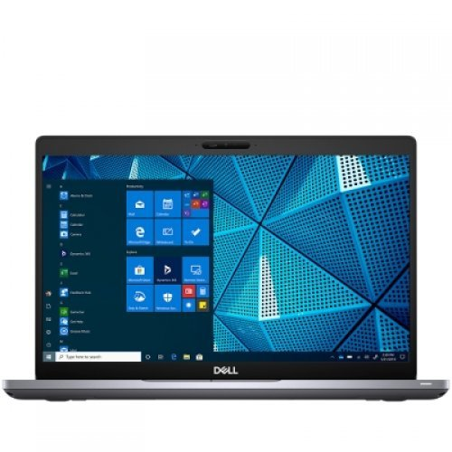 "Лаптоп Dell Latitude 5410, Intel Core i5-10210U (6M Cache, 4C, 1.6 GHz up to 4.2 GHz), 14"" FHD (1920 x 1080) AntiGlare, 8GB (1x8GB) 2666MHz DDR4, 256GB M.2 SSD, Intel UHD Graphics, 802.11ax, BT, Cam and Mic, Backlit KBD, Win 10 Pro, 3Y Basic Onsite (снимка 1)"