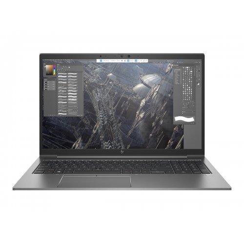 """Лаптоп HP ZBook Firefly, сив, 15.6"""" (39.62см.) 1920x1080 (Full HD) IPS, Процесор Intel Core i7-10510U (4x/8x), Видео nVidia Quadro P520/ 4GB GDDR5, 16GB DDR4 SDRAM RAM, 512GB SSD диск, без опт. у-во, Windows 10 Pro 64 (при поискване) ОС, Клавиатура- светеща с БДС (снимка 1)"""