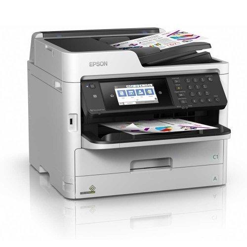 Принтер Epson WorkForce Pro WF-C5790DWF (снимка 1)