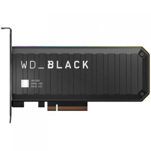 "SSD Western Digital 2TB Black (2.5"", PCIe Gen3 x8) (снимка 1)"