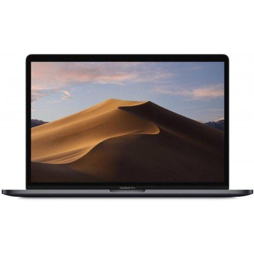 """Лаптоп Apple MacBook Pro, сив, 13.3"""" (33.78см.) 2560x1600 (WQXGA) лъскав IPS, Процесор Intel Core i7-1068NG7 (4x/8x), Видео Intel Iris Plus 10XXG7, 32GB LPDDR4X RAM, 512GB SSD диск, без опт. у-во, OS X Mojave ОС, Клавиатура- светеща (снимка 1)"""