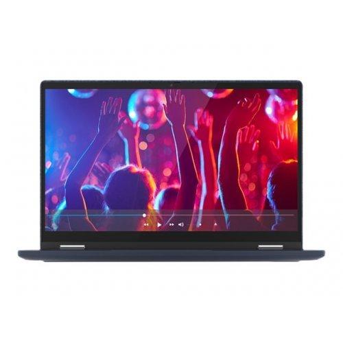 """Лаптоп Lenovo Yoga 6, син, 13.3"""" (33.78см.) 1920x1080 (Full HD) лъскав, Процесор AMD Ryzen 5 4500U (6x/6x), Видео AMD Radeon Graphics, 16GB DDR4 SDRAM RAM, 1TB SSD диск, без опт. у-во, Windows 10 64 ОС (снимка 1)"""