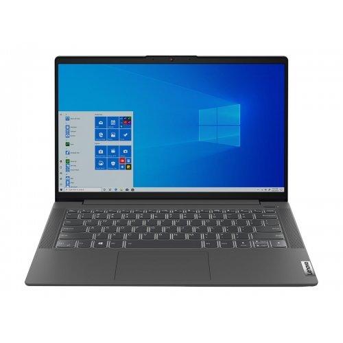 "Лаптоп Lenovo IdeaPad 5, сив, 14.0"" (35.56см.) 1920x1080 (Full HD) без отблясъци, Процесор AMD Ryzen 7 4700U (8x/8x), Видео AMD Radeon Graphics, 16GB DDR4 RAM, 512GB SSD диск, без опт. у-во, без ОС, Клавиатура- светеща с БДС (снимка 1)"