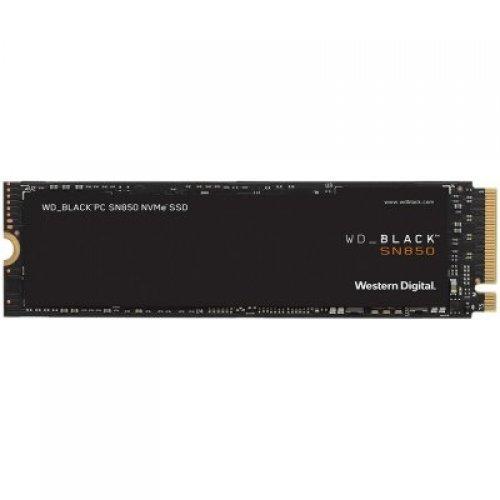 SSD Western Digital 1TB Black (M.2, PCIe Gen4 x4) (снимка 1)
