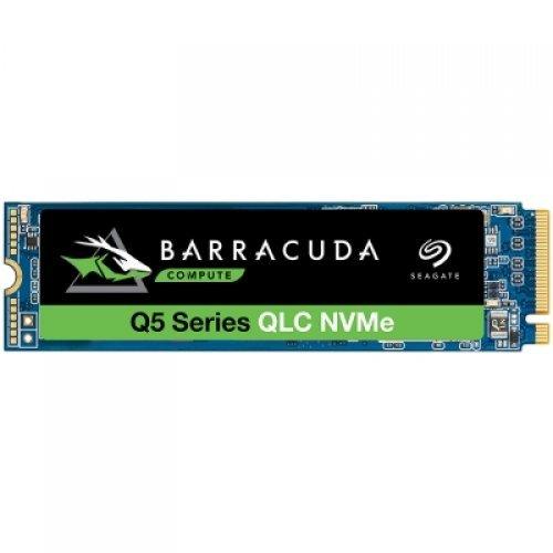 "SSD SEAGATE 500GB BarraCuda Q5 (2.5"", PCIE) Single pack (снимка 1)"