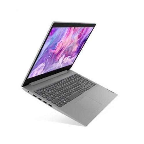 """Лаптоп Lenovo IdeaPad 3 15ADA05, сив, 15.6"""" (39.62см.) 1366x768 (HD) без отблясъци TN, Процесор AMD 3020e (2x/2x/3x), Видео AMD Radeon Graphics, 4GB DDR4 RAM, 1TB HDD диск, без опт. у-во, FreeDOS ОС (снимка 1)"""
