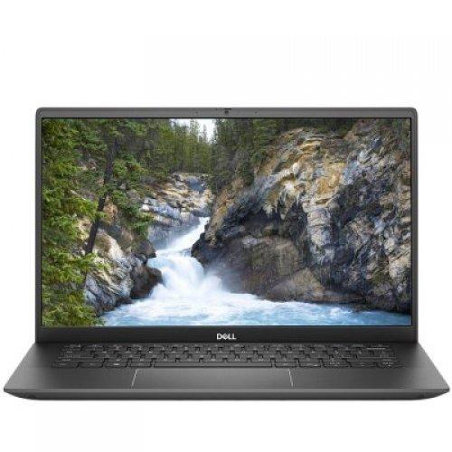 "Лаптоп Dell Vostro 5402, черен, 14.0"" (35.56см.) 1920x1080 (Full HD) без отблясъци 60Hz WVA, Процесор Intel Core i5-1135G7 (4x/8x), Видео Intel Iris Xe Graphics/ 2GB GDDR5, 8GB DDR4 RAM, 512GB SSD диск, без опт. у-во, Windows 10 Pro 64 ОС, Клавиатура- светеща (снимка 1)"