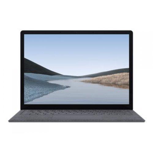 """Лаптоп Microsoft Surface Laptop 3 13, сив, 13.5"""" (34.29см.) 2256x1504 лъскав тъч, Процесор Intel Core i5-1035G7 (4x/8x), Видео Intel Iris Plus, 8GB LPDDR4X RAM, 128GB SSD диск, без опт. у-во, Windows 10 64 ОС, Клавиатура- светеща (снимка 1)"""