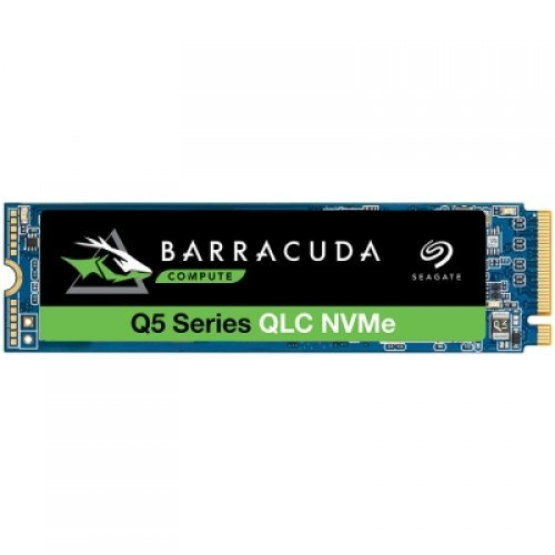 SSD SEAGATE 1TB BarraCuda Q5 (M.2S/PCIE) Single pack (снимка 1)