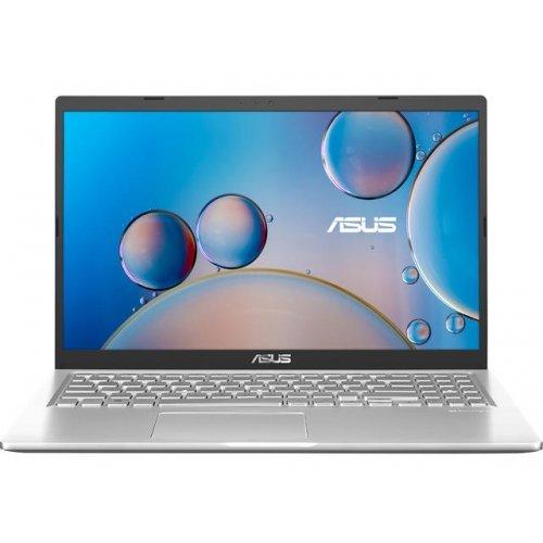 """Лаптоп Asus X515MA-WBC01T, сребрист, 15.6"""" (39.62см.) 1920x1080 (Full HD) без отблясъци, Процесор Intel Celeron N4020 (2x/2x), Видео Intel UHD Graphics 600, 8GB DDR4 RAM, 256GB SSD диск, без опт. у-во, Windows 10 64 ОС (снимка 1)"""
