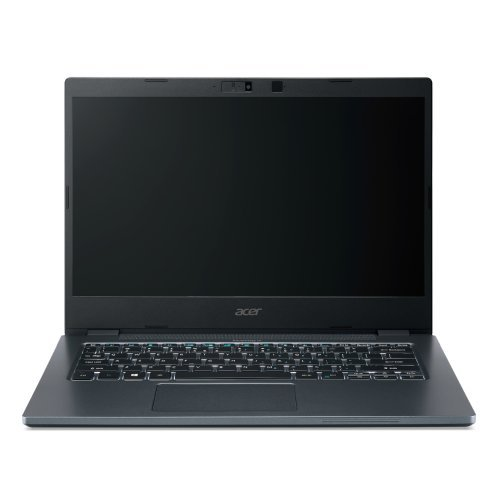 "Лаптоп Acer TMP414-51-793C, син, 14.0"" (35.56см.) 1920x1080 (Full HD) без отблясъци 60Hz IPS, Процесор Intel Core i7-1165G7 (4x/8x), Видео Intel UMA Graphics, 16GB DDR4 RAM, 512GB SSD диск, без опт. у-во, Windows 10 Pro 64 ОС, Клавиатура- с БДС (снимка 1)"