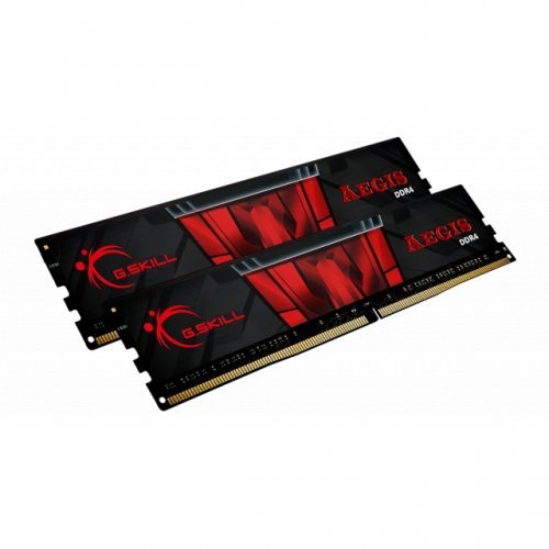 RAM памет DDR4 PC 32GB Kit 2x16GB 3200MHz, G.SKILL Aegis, CL16 (снимка 1)