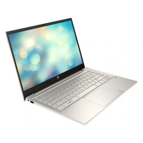 "Лаптоп HP Pavilion 14-dv0008nu, сребрист, 14.0"" (35.56см.) 1920x1080 (Full HD) без отблясъци IPS, Процесор Intel Core i5-1135G7 (4x/8x), Видео Intel Iris Xe Graphics, 8GB DDR4 RAM, 256GB SSD диск, без опт. у-во, FreeDOS ОС, Клавиатура- светеща с БДС (снимка 1)"