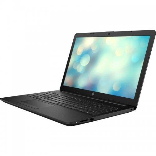 """Лаптоп HP 15-da2005nq, черен, 15.6"""" (39.62см.) 1920x1080 (Full HD) IPS, Процесор Intel Core i7-10510U (4x/8x), Видео Intel UHD, 8GB DDR4 RAM, 512GB SSD диск, без опт. у-во, FreeDOS ОС, Клавиатура- с БДС (снимка 1)"""