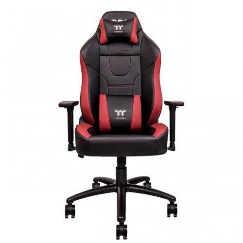 Геймърски стол TteSports U Comfort, Черен/Червен (снимка 1)