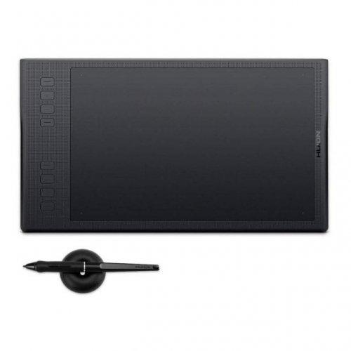 Графичен таблет HUION INSPIROY Q11K V2,  USB, WiFi,  Черен (снимка 1)