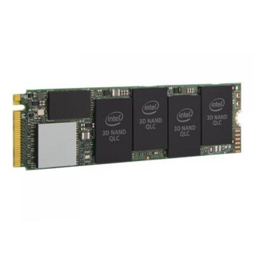 SSD INTEL 2TB 660P M.2 80mm PCIe 3.0 x4 3D2 QLC Generic Single Pack (снимка 1)
