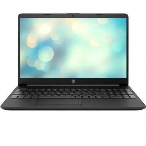 "Лаптоп HP 15-dw2014nq, черен, 15.6"" (39.62см.) 1920x1080 (Full HD), Процесор Intel Core i7-1065G7 (4x/8x), Видео NVIDIA GeForce MX330, 8GB DDR4 RAM, 512GB SSD диск, без опт. у-во, FreeDOS ОС, Клавиатура- с БДС (снимка 1)"
